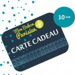 Carte Cadeau - ...