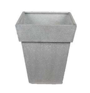 Pot en zinc - Grand